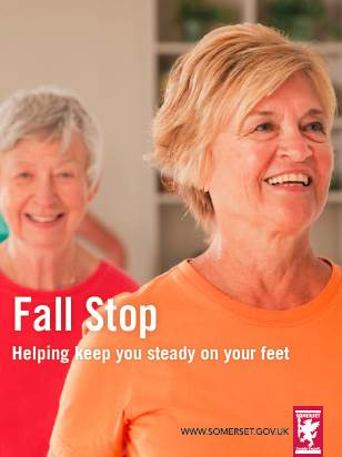 Fall Stop leaflet